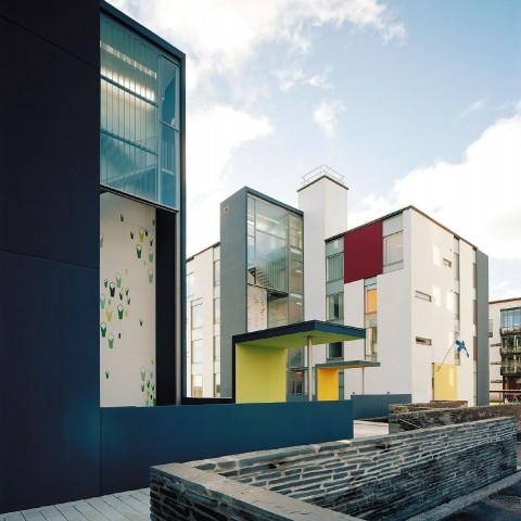 Минеральные фасады
