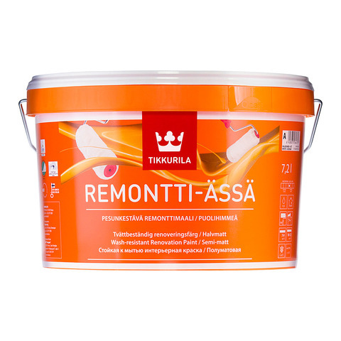 Remontti Assa - Ремонтти-Ясся