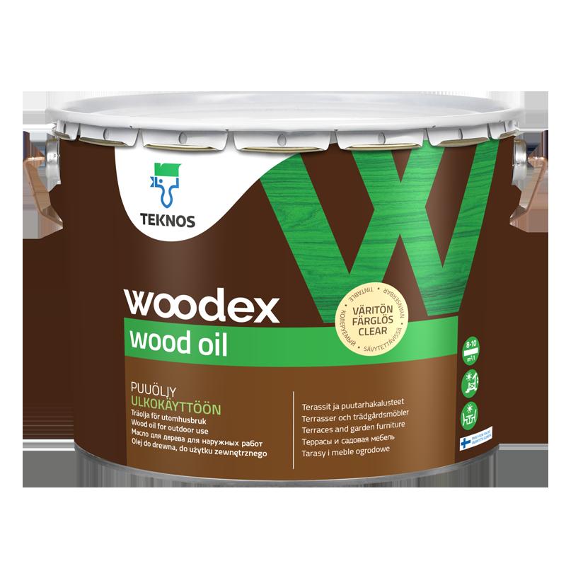 TEKNOS WOODEX WOOD OIL