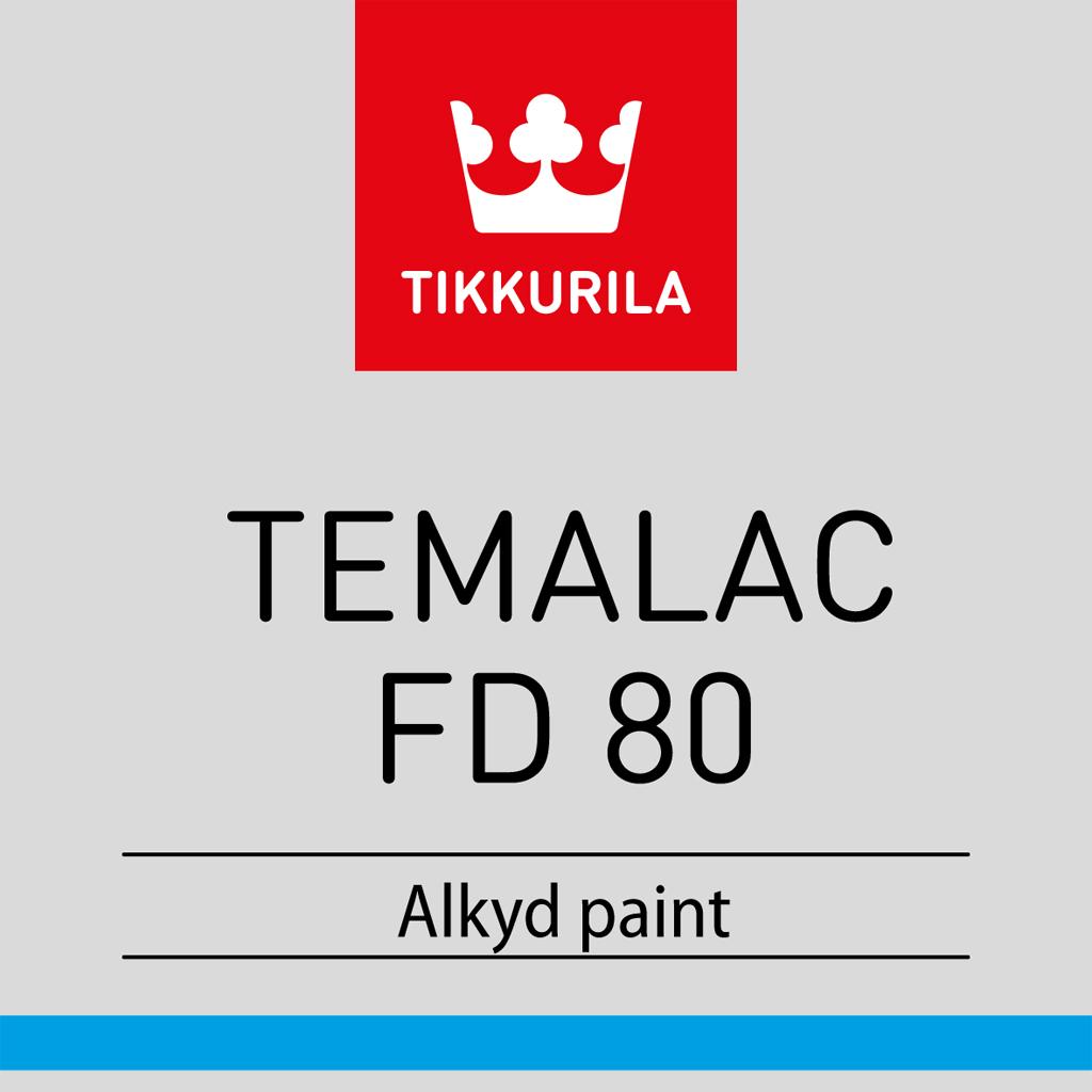 Temalac FD 80 THL (мелкий металлик)