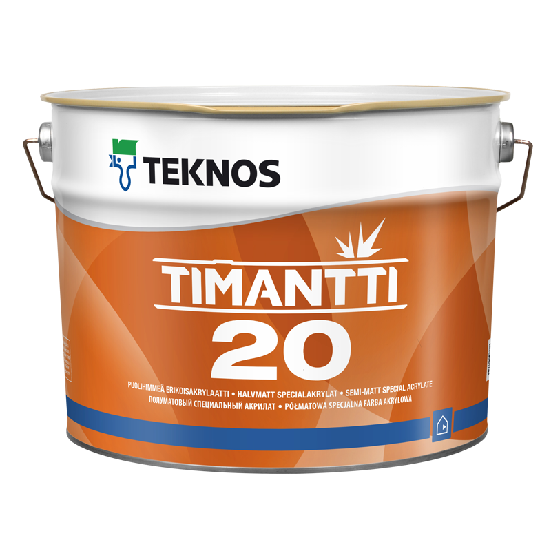 TEKNOS TIMANTTI 20