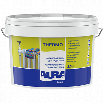 Aura Luxpro Thermo  (глянсова)