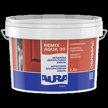 Aura Luxpro Remix Aqua  30