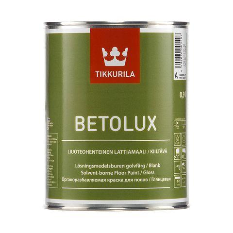 Бетолюкс краска для пола