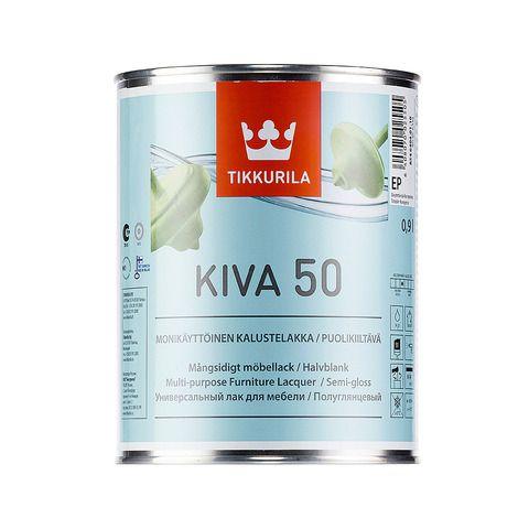Кива 50 полуглянцевый лак – Kiva 0,9л