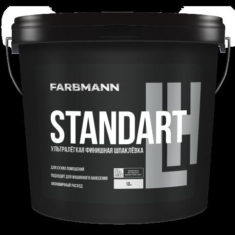 Standart LH (легкая финишная шпаклевка)