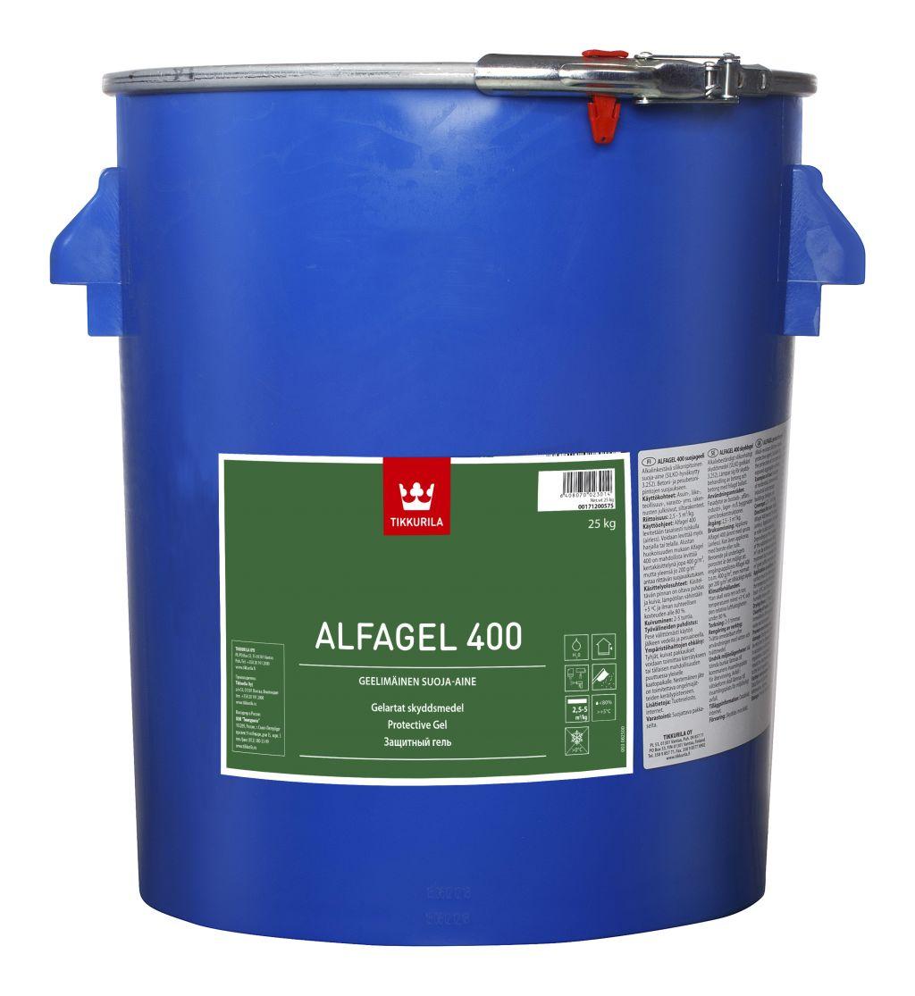 Альфагель 400 защитный гель - Alfagel 400 suojageeli