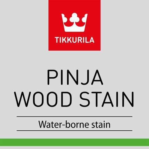 Tikkurila Pinja Wood Stain TCW
