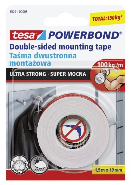 Монтажна стрічка ультра сильна Tesa