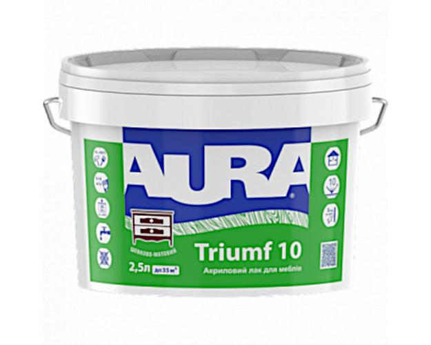 AURA Triumf 10
