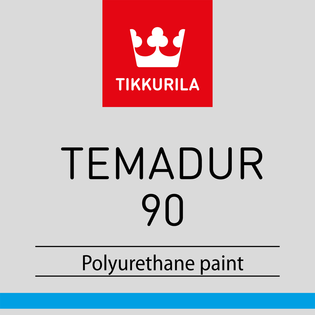 Temadur 90 THL-209 (мелкий металлик)