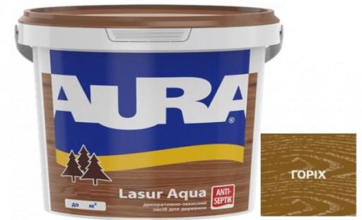 AURA Lasur Aqua  (горіх)