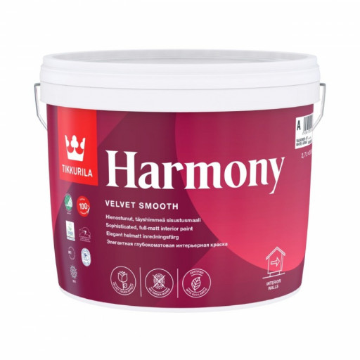Гармонія фарба для інтер`єра