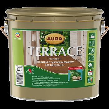 Aura Terrace  коричнева