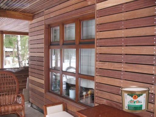 Eskaro Wood House