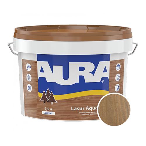AURA Lasur Aqua  (дуб)