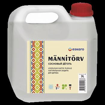 Mannitorv (сосновый деготь)