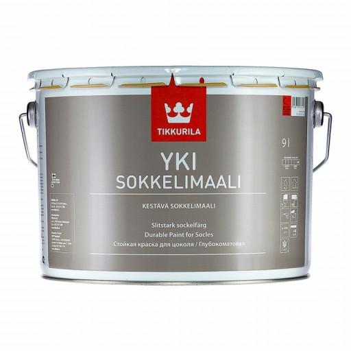 Юкі матова фарба для цоколя