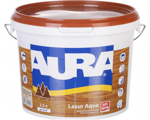 AURA Lasur Aqua
