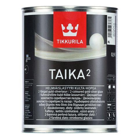 Тайка двухцветная перламутровая лазурь - Taika 2 1л