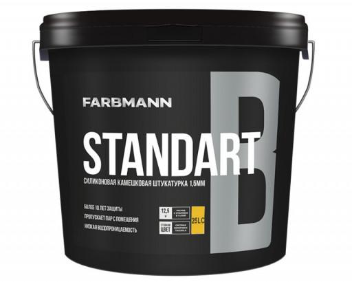 Farbmann Standart B (структурна штукатурка «баранець»)